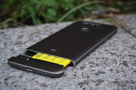 Lg G5 Se Bateria Removible