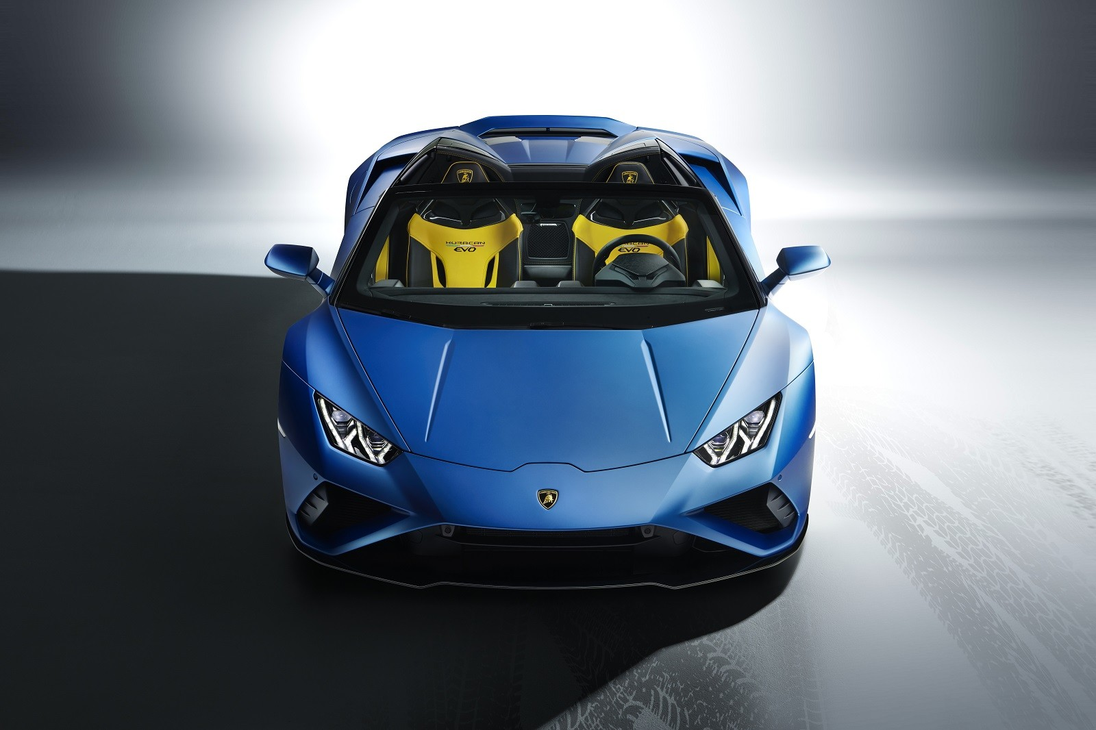 Foto de Lamborghini Huracan EVO Spyder RWD (4/14)