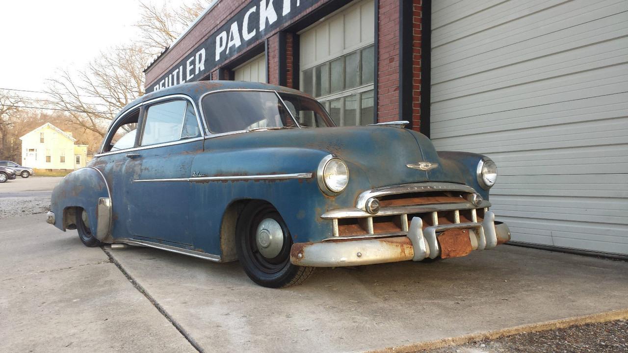 Foto de 1949 Chevrolet DeLuxe (22/22)