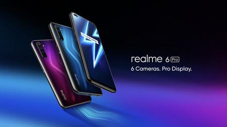 El Realme 6 Pro llega a España: precio y disponibilidad oficiales