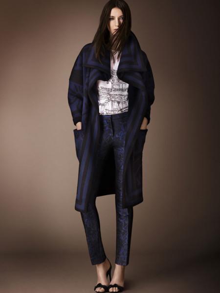 Burberry Pre-colección Otoño-Invierno 2014