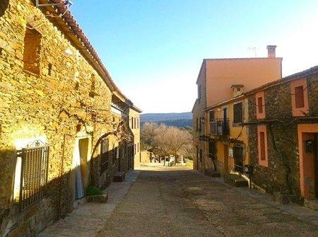 Villarreal de San Carlos, el pueblo de una sola calle