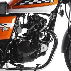 Foto 10 de 10 de la galería mash-seventy-125 en Motorpasion Moto