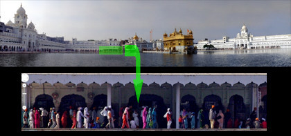 Navega por tus panorámicas-gigapixel con GigaPan