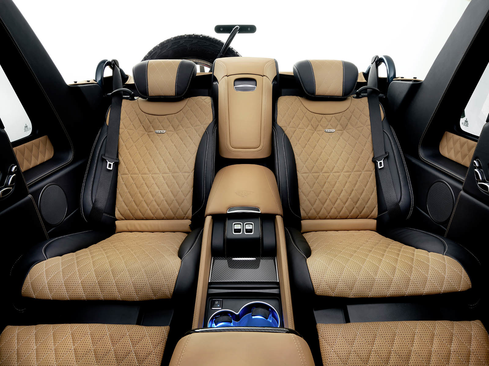 Foto de Mercedes G 650 Landaulet (11/22)