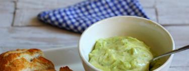 Cómo hacer salsa mayopesto. Receta