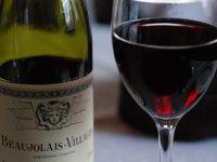 Análisis nutricional de una copa de vino