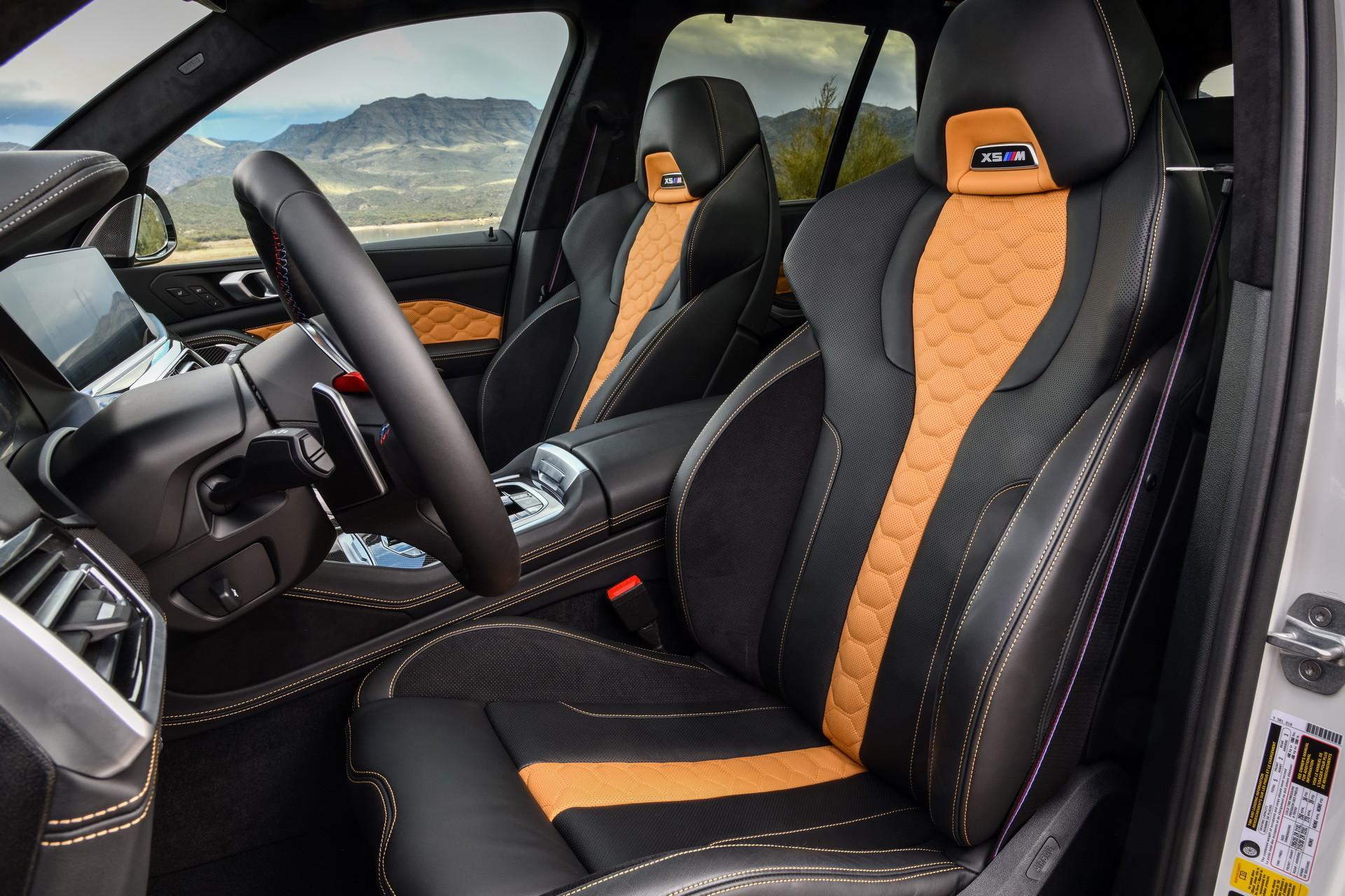 Foto de BMW X5 y X6 M Competition (15/31)