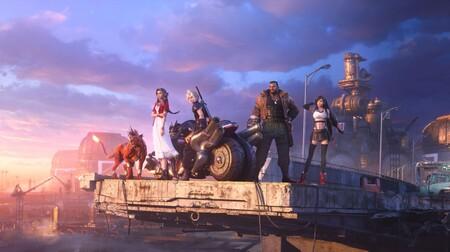 Yuffie encabeza las primeras capturas y renders oficiales de Final Fantasy VII Remake Intergrade para PS5