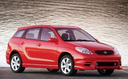 Toyota Matrix, recordando al hermano ultra práctico del Corolla