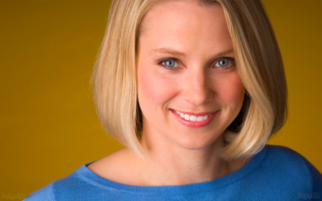 Marissa Mayer - CEO de Yahoo!