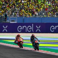 ¡Confirmado! Los Grandes Premios de Aragón y San Marino de MotoGP se podrán ver gratis por televisión en Telecinco