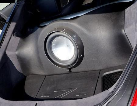 El equipo de audio del Nissan 370Z By Senner