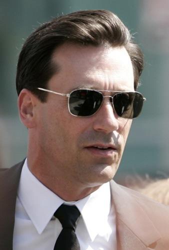 El estilo de Jon Hamm, Don Draper en la serie Mad Men: elegancia sesentera, peinado