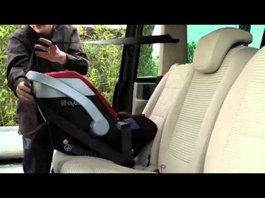 Vídeo: la seguridad que proporcionan los sistemas de retención infantil