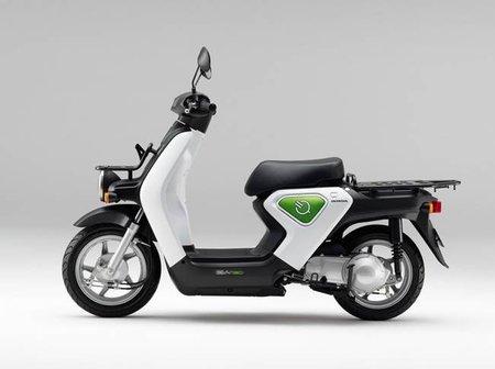 Ciclomotor eléctrico