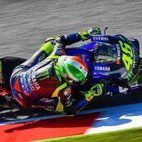 El desastre de Valentino Rossi en Mugello: la peor Yamaha, caída y una de sus peores carreras en MotoGP