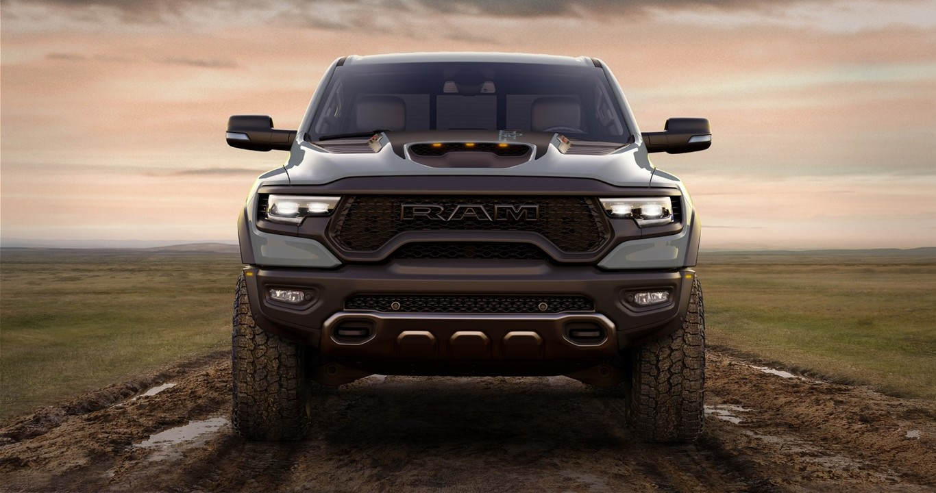Ram 1500 Trx Launch Edition 2021 Se Agota En Tiempo Record