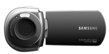 [CES 2007] Samsung SC-HMX10, grabadora de vídeo en HD