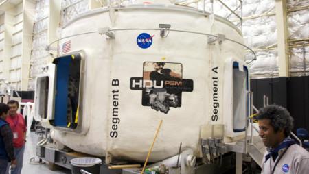 La NASA tiene deberes: crear un módulo habitacional para Marte para 2018