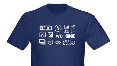 660059c686 20 camisetas para enseñar el fotógrafo que hay en ti