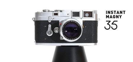 NINM Lab Instant Magny 35 transformará tu cámara analógica en una actual cámara instantánea