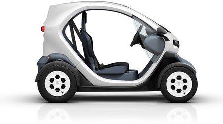 Renault Twizy, desde 4.917 euros