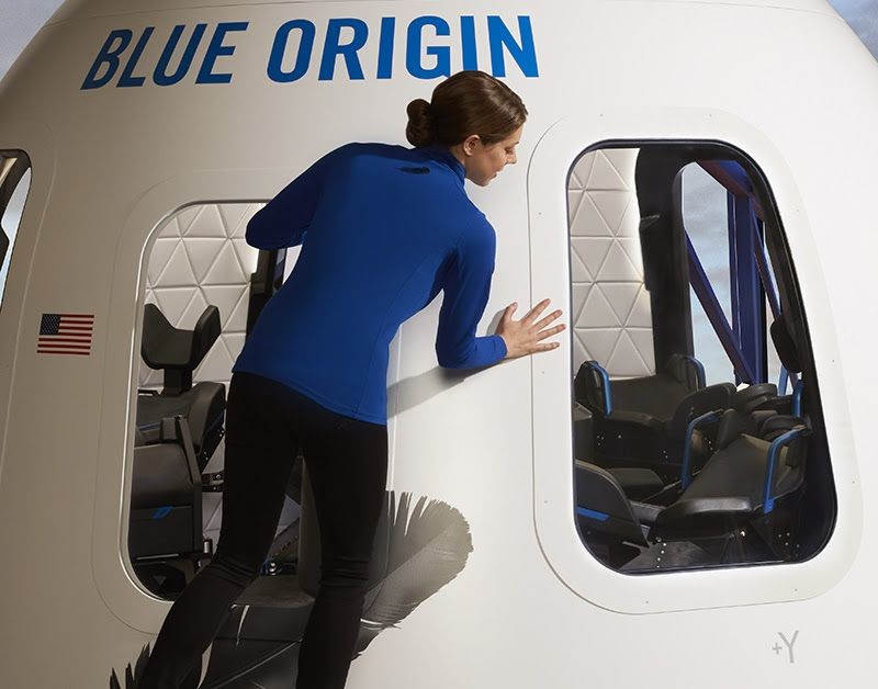 New Shepard Capsule 2