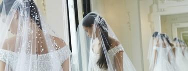 ¡Atención novias! Recopilamos las tendencias en vestidos de novia del 2019 según la Semana de la Moda nupcial de Nueva York