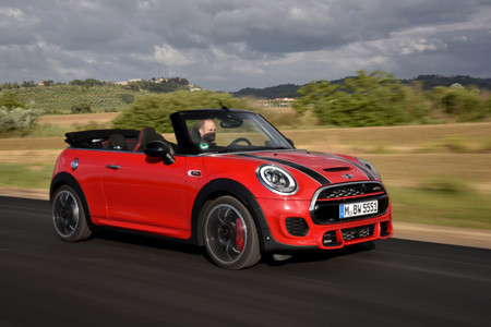 37 fotos del MINI John Cooper Works Cabrio