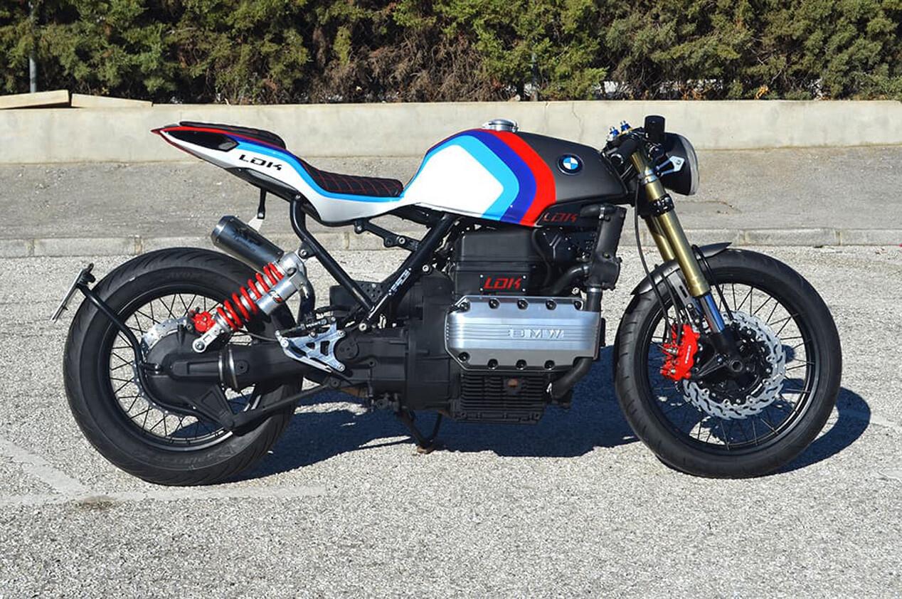 Foto de BMW K1 Cafe Racer (6/11)