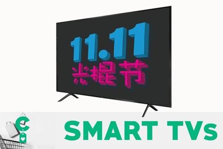 Las mejores ofertas en televisores Samsung, LG y Philips en el Día del Soltero