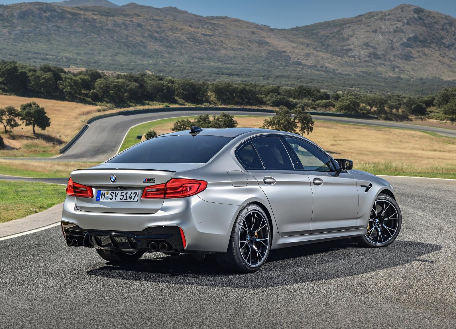 Foto de BMW M5 Competition (7/14)
