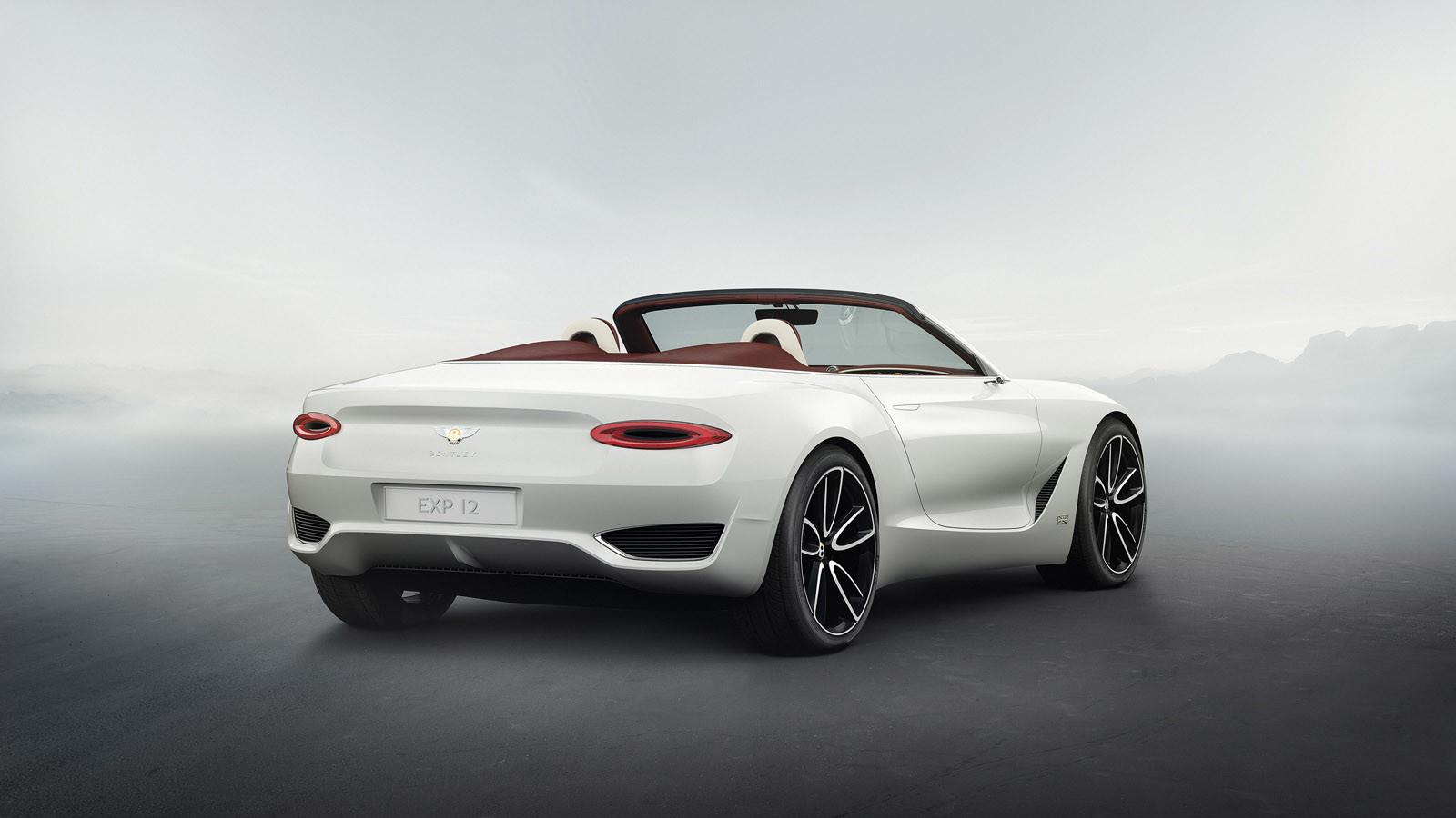 Foto de Bentley EXP 12 Speed 6e concept (3/11)
