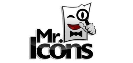 Mr. Icons, una forma sencilla de encontrar iconos con licencia