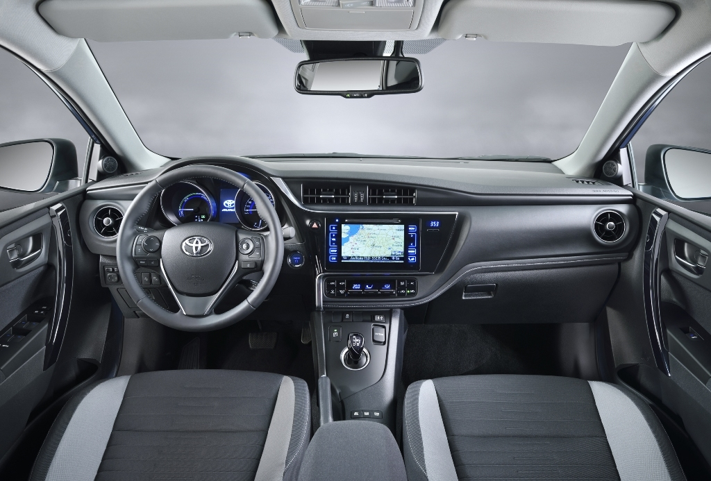 Foto de Toyota Auris (3/16)