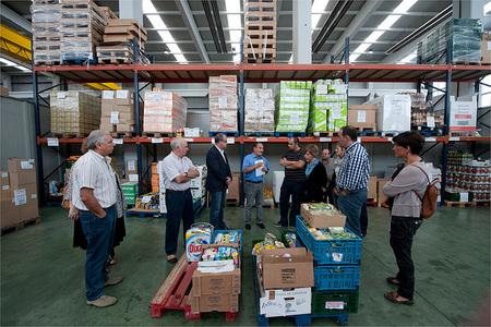Cómo funcionan los bancos de alimentos - 2