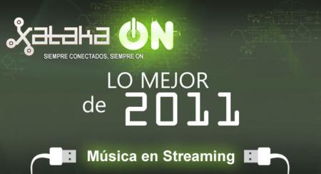 Mejor servicio de música en streaming 2011: las votaciones
