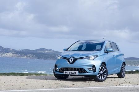Renault Zoe 2020 Prueba 001
