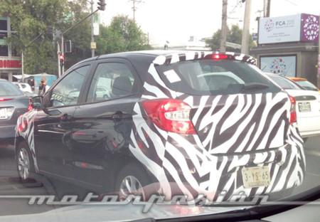 ¿Qué hace la nueva generación del Ford Ka circulando por las calles de la Ciudad de México?