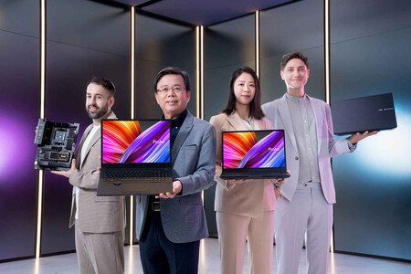 Asus Create The Uncreated Launch Event Speaker Group Photo 1 2