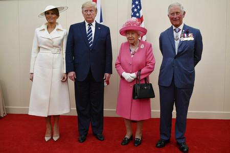 melania trump sombrero reino unido