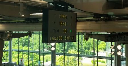 Reloj Dresde