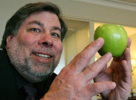 Interesante entrevista a Steve Wozniak en Lifehacker