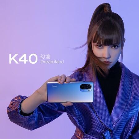 Redmi K40 Pro Oficial Colores