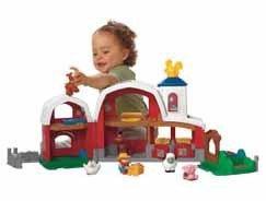 Juguetes recomendados para Navidad: la granja de Little People