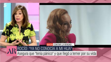 Ana Rosa Quintana Rocío Carrasco