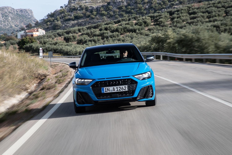 Foto de Audi A1 2018, toma de contacto (133/172)
