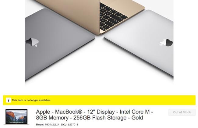 Best Buy enciende la mecha: deja de vender los MacBook a la espera de los nuevos modelos