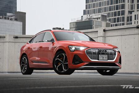 Audi E Tron Auto Sin Espejos Mexico Precio 6